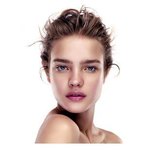 El look vintage de la modelo Natalia Vodianova