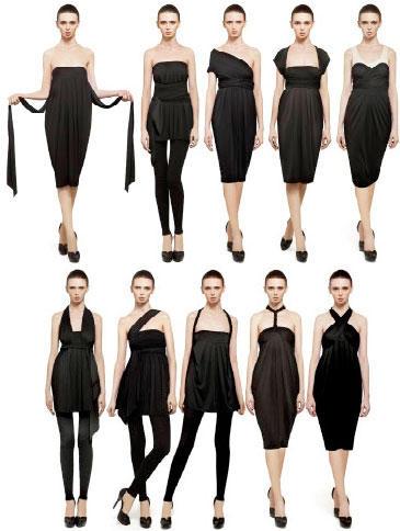 un vestido 10 opciones