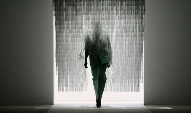 David Delfin presentara su coleccion en Nueva York