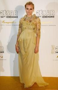 Diane Kruger, la elegancia personificada2