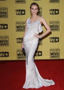 Diane Kruger, la elegancia personificada3