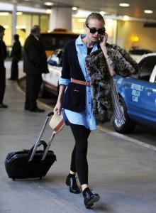Diane Kruger, la elegancia personificada7