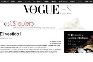 El portal Vogue.es celebra diez anos