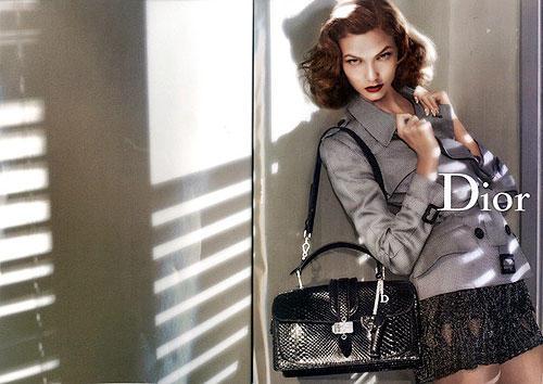 Karlie Kloss la sucesora de Laurent Bacall1