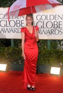 Los modelos que desfilaron por los Premios Globos de Oro3