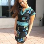 Indhira pone de moda los vestidos de Chatik & Kertan10