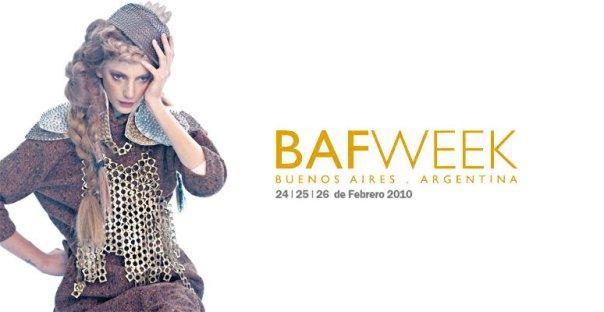 Se prepara la semana de la moda en Buenos Aires