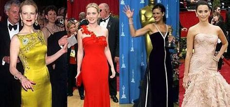 Las mejor vestidas de la historia de los Oscar5