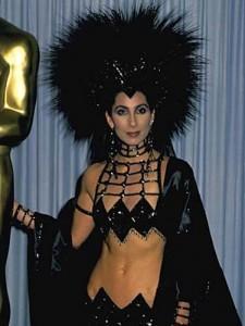 Las peor vestidas de los Oscar en toda la historia3