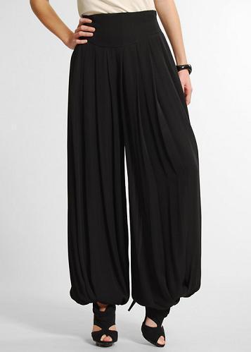 Pantalones ligeros, tendencia 2010