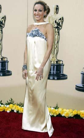 Sarah Jessica Parker oscar 2010