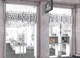 tienda swarovski en madrid