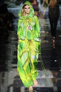 la moda en sex and the city 2 Miranda Roberto Cavalli