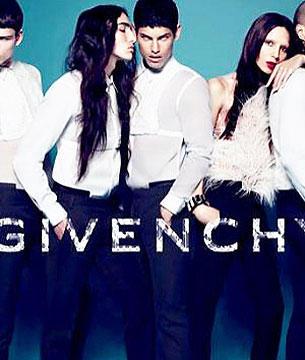Givenchy despierta polemicas