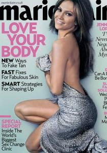 Jennifer Lopez esplendida en Marie Claire1
