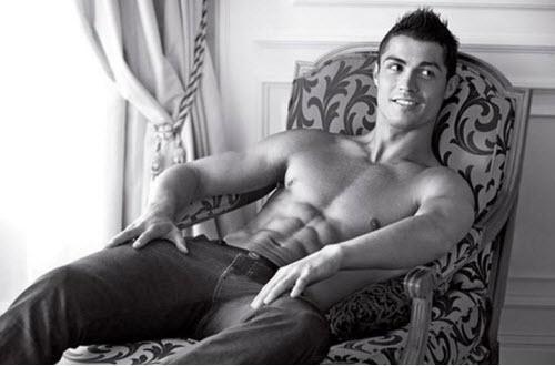 Cristiano Ronaldo para Armani1