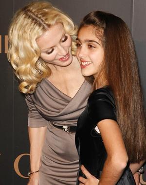 Madonna e hija