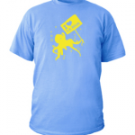 La camiseta del pulpo Paul1