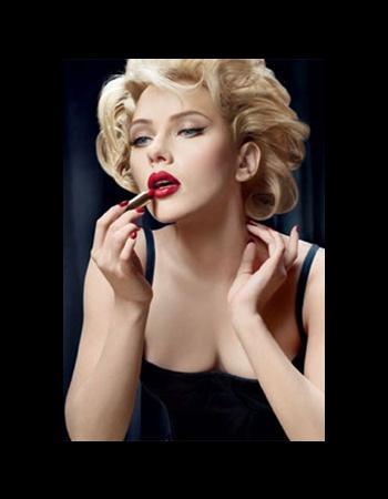 Scarlett Johansson como Marilyn Monroe para D&G