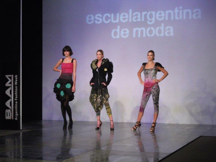 Comenzo la Semana de la Moda en Argentina