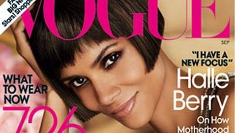Halle Berry en portada de Vogue1