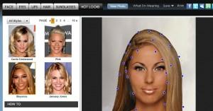 Cambiarte el color de pelo online