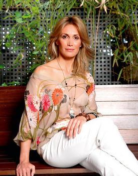 Cristina Sanchez inaugura su tienda de moda