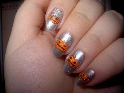 Sorprende con las uñas decoradas en Halloween