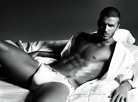 Beckham disenara ropa interior masculina