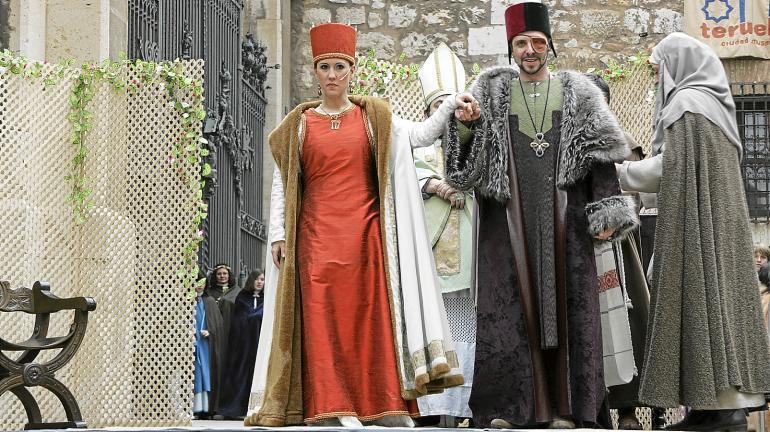 Bodas de Isabel premiara al mejor traje medieval1