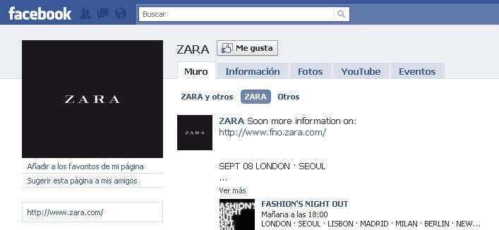 Zara, la firma española más destaca de la moda