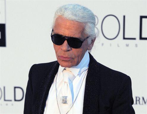 Karl Lagerfeld, una leyenda de la moda