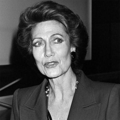 Helene Rochas dejó su huella en la moda