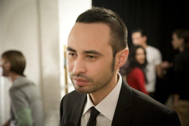 El diseñador Carlos Campos