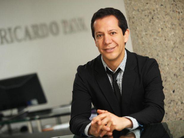 El diseñador, estrella en Colombia