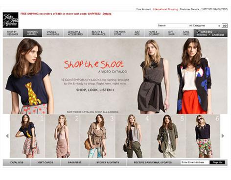 Internet y la moda