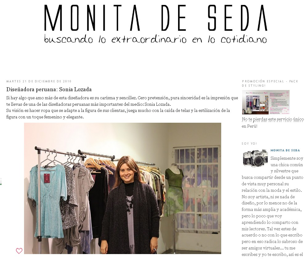 Los blogs de moda, en auge