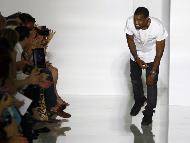 West, ante las cámaras