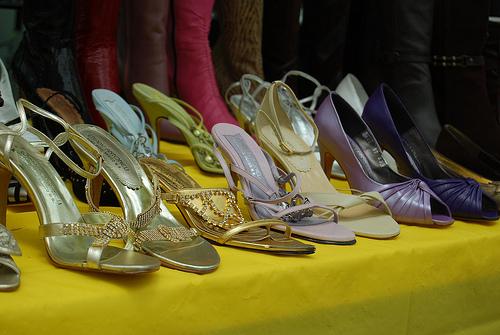 El calzado sigue sumando adeptos en la web