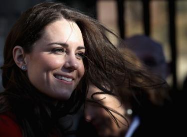Kate Middleton la desechado la posibilidad de trabajar para Vogue