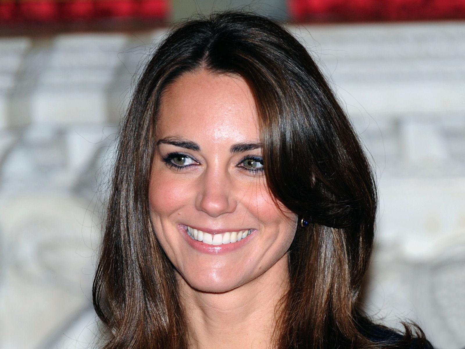Kate Middleton, siempre preciosa