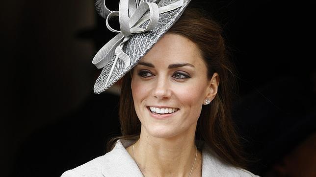 La duquesa de Cambridge siempre elegante