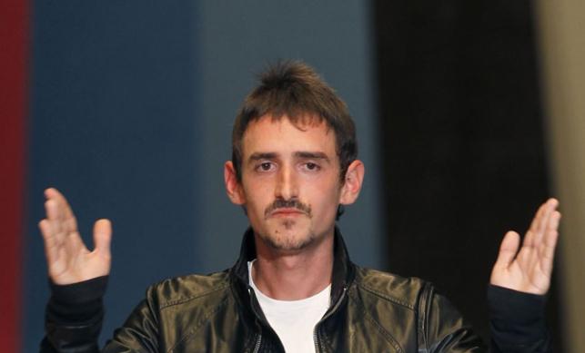 Vidal se retira de la Valencia Fashion Week