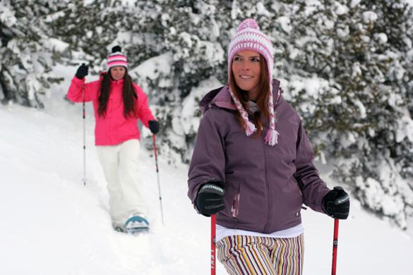 Prácticas prendas para la nieve