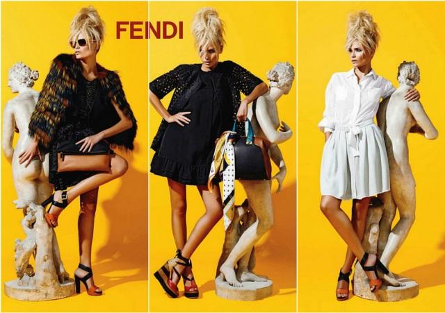 Nueva colección de Fendi