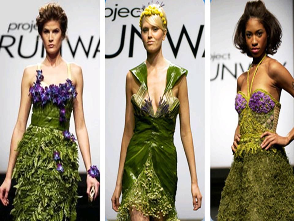 Cada vez más se hace común la eco moda