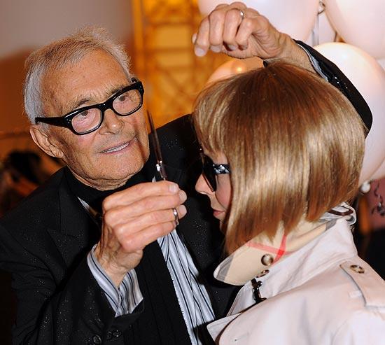 Uno de los peluqueros más importantes del mundo