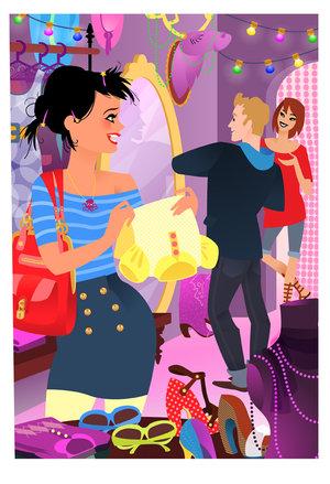 curso de moda, estilismo, personal shopper