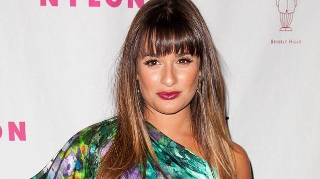 Lea Michele, la elegida por L'Oréal.