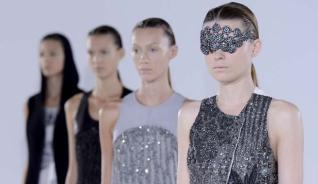 Fashion Week en París.